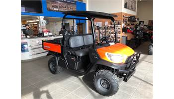 2019 RTV-X900 Worksite - Orange