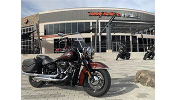 2018 Softail Heritage Classic 114