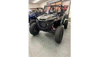 2019 RZR XP® Turbo S Velocity - Titanium Metallic