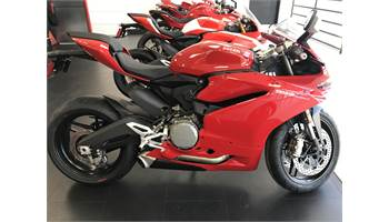 2019 959 PANIGALE RED