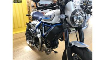 2019 SCRAMBLER CAFE RACER ICE