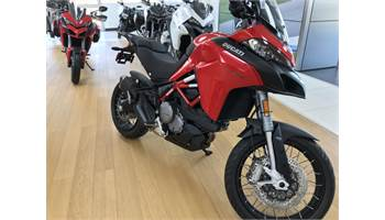 2019 Multistrada 950 S Spoked Wheels