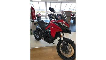 2018 Multistrada - 950 RED