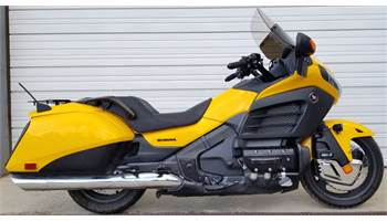 2014 Gold Wing F6B