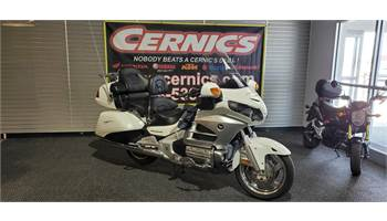 2012 GL1800DJ - GOLD WING