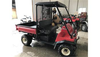 1996 KAWASAKI KAF620 MULE 2510 SIDE BY SIDE