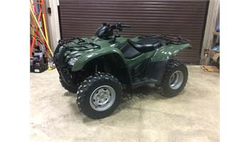 2007 FourTrax Rancher 4X4 ES