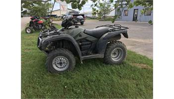 2009 FourTrax Foreman 4X4