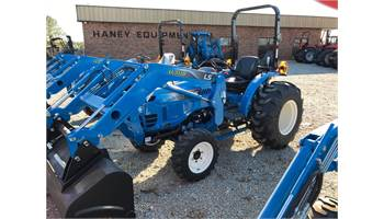 2019 XG3025 Tractor and Loader