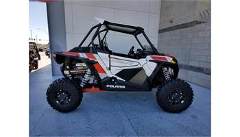 2019 RZR XP Turbo - Matte White Pearl