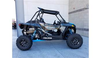 2019 RZR XP Turbo - Titanium Metallic