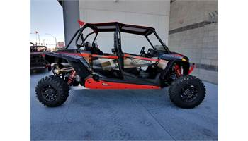 2019 RZR XP 4 1000 - Black Pearl