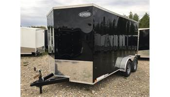 2019 ON SALE! 7X14 CARGO TRAILER WITH RAMP