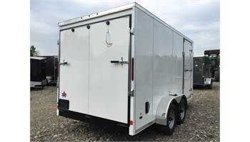 2019 ON SALE!!  7X14 Cargo Trailer With Ramp Door