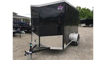 2019 ON SALE! US CARGO 6X10 CARGO TRAILER WITH BARN DOORS