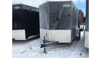 2019 6X10 Cargo Trailer With Ramp Door