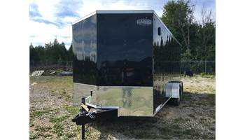 2019 7X18 Cargo Trailer With Barn Doors