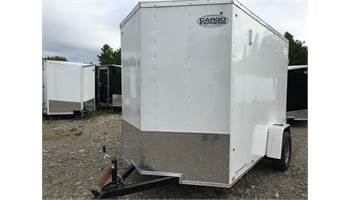 2019 ON SALE! 6X10 CARGO TRAILER WITH RAMP