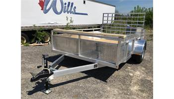 2019 ON SALE! 6X10 ALUMINUM UTILITY TRAILER