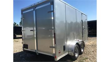 2019 ON SALE!!  7X14 Cargo Trailer With Barn Doors