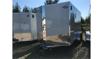 2019 ON SALE!!  AMERA-LITE 7X14 ALUMINUM CARGO BARN