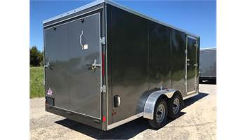 2019 ON SALE!! 7X16 Cargo Trailer With Ramp Door