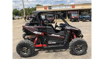 2018 RZR® RS1 - Black Pearl