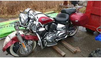 VStar 1100 - PARTING OUT