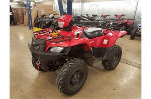 King Quad 750 EPS