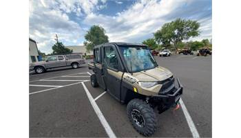 2020 RANGER CREW XP® 1000 EPS NorthStar/RIde Command Edition Sand Metallic