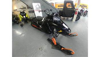 2019 800 PRO-RMK 155 BLACK/ORANGE