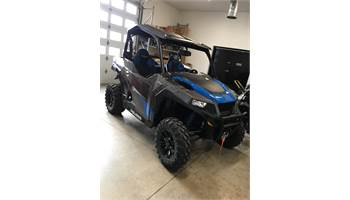 2019 POLARIS GENERAL 1000 EPS DELUXE TITANIUM