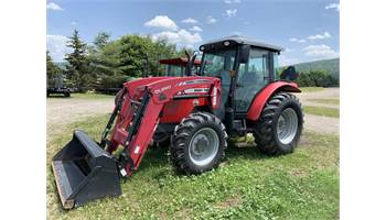 2012 HD Series 2600 Utility MF 2660 HD - 81 HP