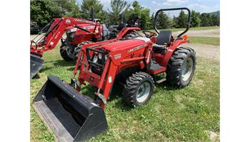 2009 1533 4WD Platform/Cab; Compact Tractor