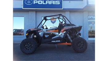 2018 RZR XP TURBO EPS 168 GHOST GRAY - WALKER