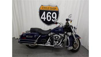 2005 FLHPI ROAD KING POLICE