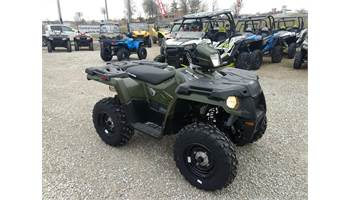 2019 SPORTSMAN 570 SPMN SAGE GREEN
