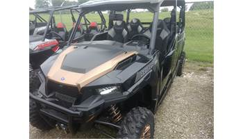 2019 POLARIS GENERAL 4 1000 RIDE CMD BLK PEARL