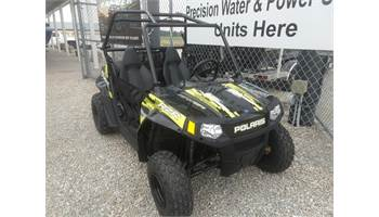 2019 RZR 170 EFI,CRUISER BLACK/LIME SQUEEZE