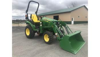 2019 2025R TRACTOR