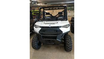 2019 POLARIS RANGER 1000 RIDE COMMAND-WHITE PEARL