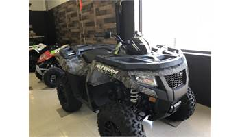 2018 Alterra VLX 700 EPS - TrueTimber HTC Fall Camo