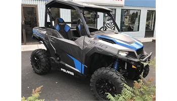 2019 Polaris GENERAL 1000 EPS Deluxe -Titanium Metallic