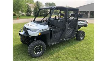 2019 RANGER CREW® XP 1000 EPS Ride Command® - White