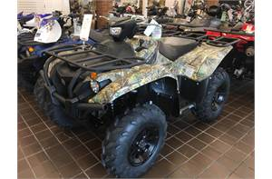 Kodiak 700 EPS 4WD Realtree Edge
