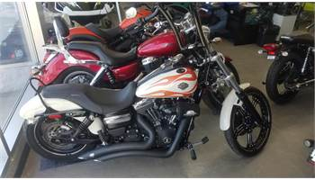 2014 FXDWG Wide Glide®