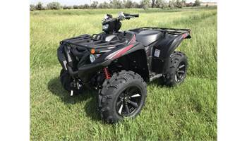 2019 Grizzly 700 SE - Tactical Black w/Winch