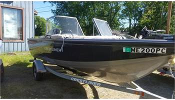 2014 1650 Fish Hawk WT