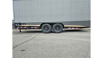 2019 16+4 Gravity Tilt Flatbed Trailer
