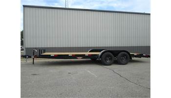 2019 82X18+2 Flatbed Trailer